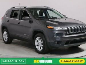 2016 Jeep Cherokee North 4X4 AUTO A/C CAM RECUL BLUETOOTH MAGS