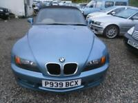 1997 BMW Z3 1.9 2dr VERY LOW MILEAGE 45k FULL YEARS MOT, 1 FORMER KEEPER