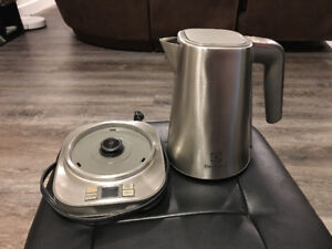 Variable Temperature Kettle - Stainless