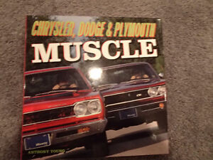 Chrysler, Dodge, & Plymouth MUSCLE by Anthony Young Sarnia Sarnia Area image 1