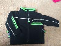 Kawasaki 0-3month Jacket