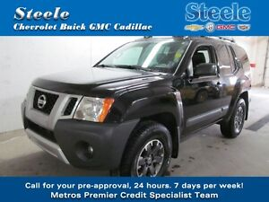 2014 Nissan XTERRA PRO-4X One Owner Dealer Maintained !!!