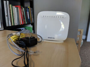 TekSavvy DSL Combined Wireless Modem and Router