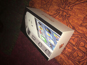 iPhone4 box - white