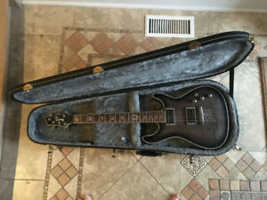 Ibanez 720  with Hard Case and Grover Locking Tuners