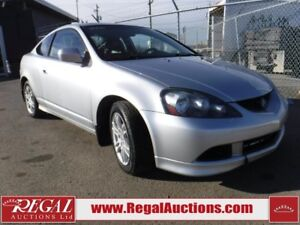 2006 ACURA RSX  2D COUPE