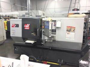 2011 Haas ST-30 CNC Lathe with Live Tooling