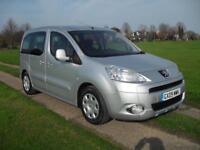 Peugeot Partner 1.6HDi Tepee S WHEELCHAIR ACCESS MOBILITY VEHICLE