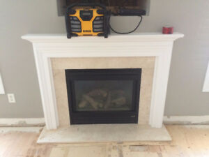 Fireplace Mantel for sale $150