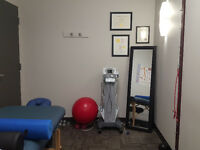 *~ Clinic space for RENT for PHYSIOTHERAPY / PHYSIOTHERAPIST ~**