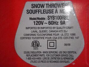SnowBlower Kingston Kingston Area image 6