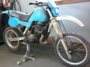 1983 Yamaha IT250k