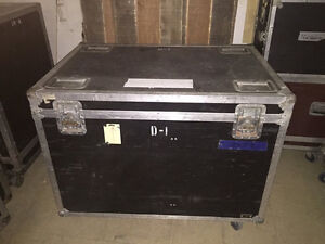 Road case de drum