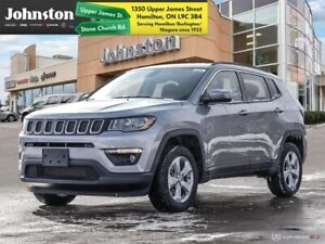 2019 Jeep Compass North  - Heated Seats