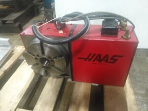 HAAS 4th Axis Milling Tool