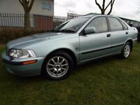 2003 Volvo S40 1.8 S 4dr