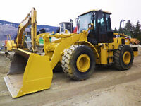 HEAVY EQUIPMENT SPECIALISTS - FINANCING AVAILABLE