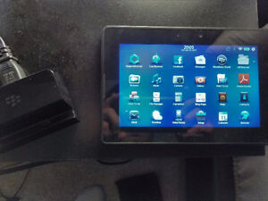 Blackberry Playbook Tablet with Charging Stand - 16GB