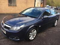 0909 Vauxhall Vectra 1.9CDTi 16v 150 SRi Blue 5 Door 67280mls MOT 12m