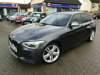 2012 62 BMW 120 2.0TD ( 184bhp ) BluePerformance M Sport