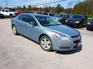 2008 chevy malibu 160k certified etested
