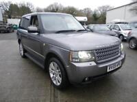 Used, Land Rover Range Rover 3.6TD V8 auto 2010MY Vogue SE for sale  Saltash, Cornwall