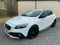 2014 VOLVO V40 CROSS COUNTRY LUX 1.6TD D2 115PS AUTOMATIC - 41K MILES - F.S.H -