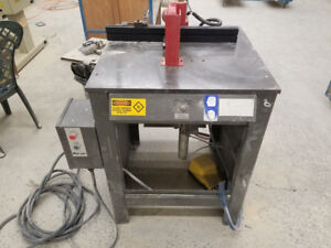 Pro-Cut SSU-100 Up Cut Saw WITH Pro-Stop 10A Keypad Positioner