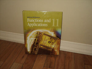Functions and Applications 11 - McGraw-Hill-Ryerson