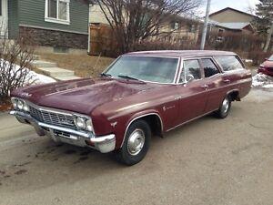 1966 Impala station wagon