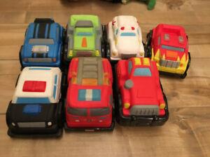 Lot de jouets variés 25$ pour tout