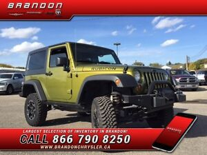 2008 Jeep Wrangler Rubicon  - Low Mileage