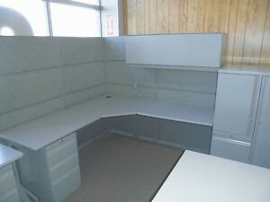 "CUBICLES, WORKSTATIONS, TEKNION TOS 66"" HIGH ONLY $499.99"