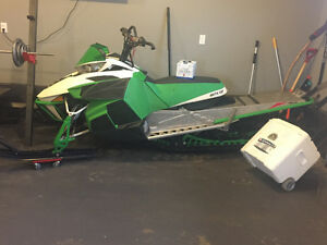 Arctic Cat M1100 turbo