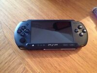 Hand held game psp