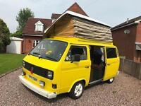 volkswagen campervan / motorhome T25*** LOOK + PART EXCHANGE WELCOME***
