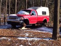 2001 ford f-150 for part