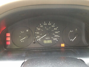 1998 Mazda Protege Sedan