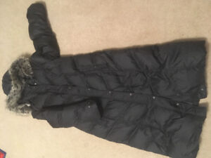 London Fog Women's XL Black Winter Coat