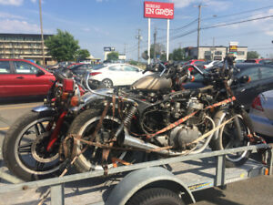 1972 cb360 1978 and up Cb 400/450 parts