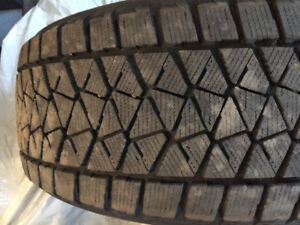 Winter Tires 265/50 R20