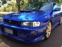 Subaru STI Type R