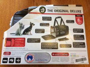 SHERPA THE ORIGINAL DELUXE PET CARRIER FOR PETS UP TO 8 LBS.