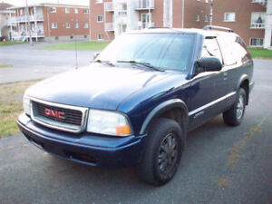2003 GMC Jimmy VUS