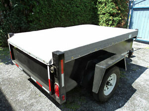 CUSTOM UTILITY TRAILER COVER SERVICES