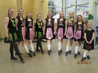 Irish Dance Lessons in Kitchener-Waterloo