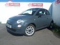 2014 14 FIAT 500 1.2 LOUNGE (69bhp).AMAZING COLOUR.FINANCE AVAILABLE.FULL FIATSH