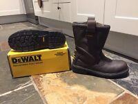 Dewalt Rigger Defender Boots (Size 7)