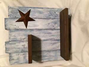 Locally Handcrafted Pallet art St. John's Newfoundland image 8