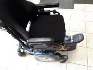 Power Wheelchair - Quantum 600
